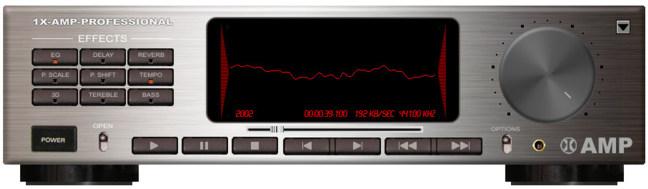 1X-AMP full screenshot