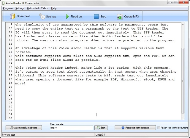 Text Reader 2021 For Windows 10 8 And Windows 7 Free Download